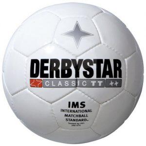 Derbystar Voetbal Classic TT wit -0