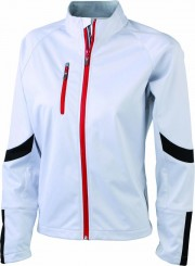 Wielren Softshell jacket dames-0