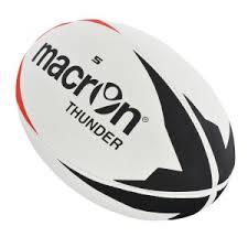 Thunder Rugbybal-0