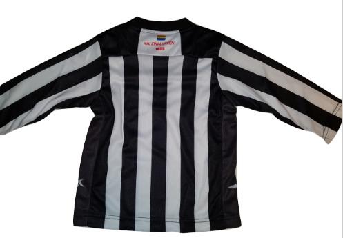 vv Zwaluwen La Bambini Wedstrijd shirt-4999