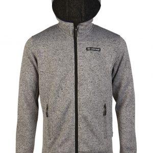 Hooded zipper jacket (Kids)-0
