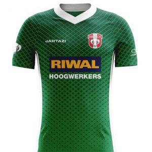 FC Dordrecht Teamshirt-0